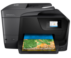 HP OfficeJet Pro 8710 Driver Software